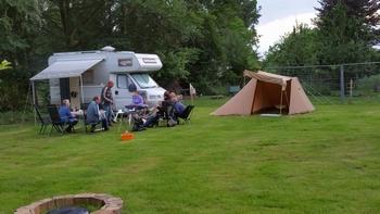 Week kamperen 2 personen hoog seisoen