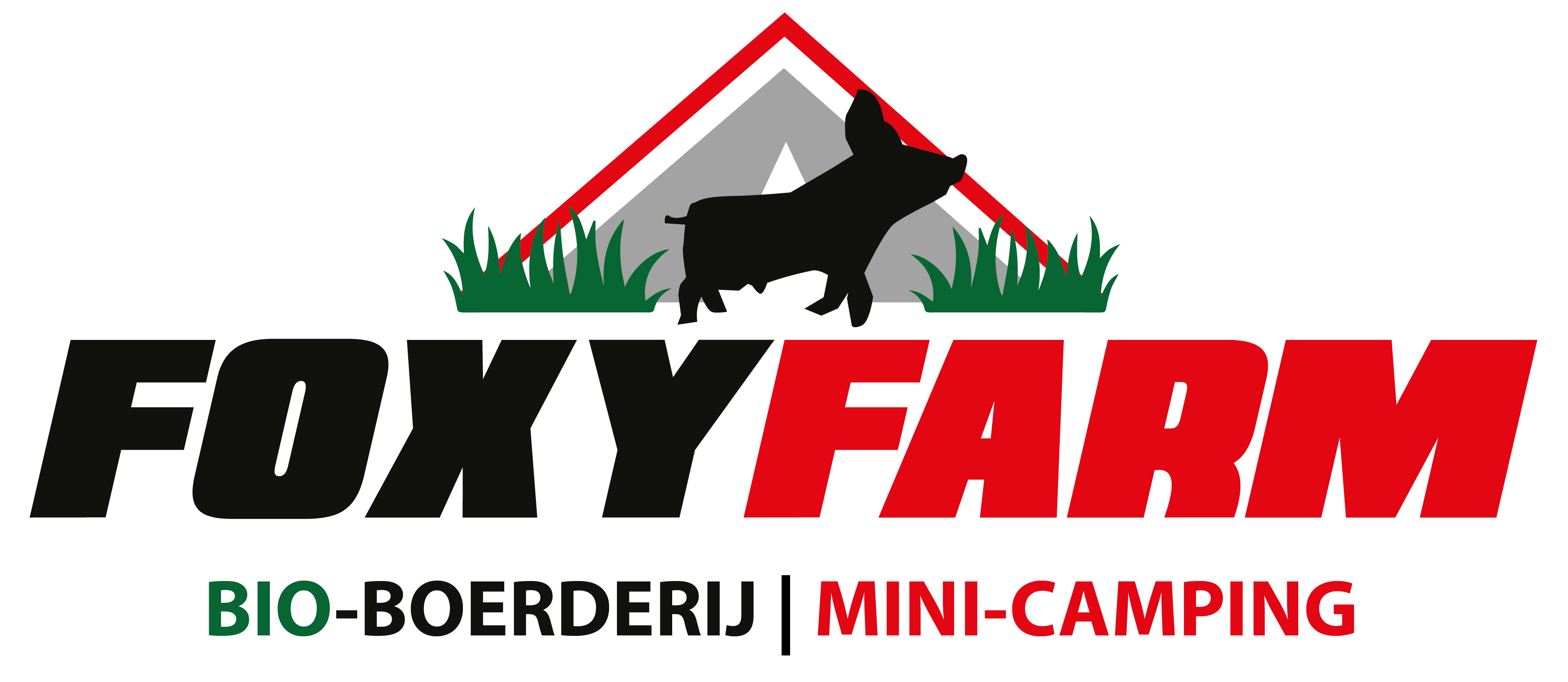 Logo foxyfarm.nl